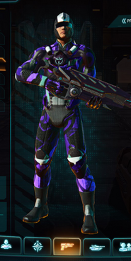Va alpha squad combat medic
