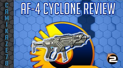 AF-4 Cyclone review by CAMIKAZE78 (2015.09