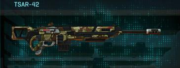 India scrub sniper rifle tsar-42