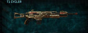 Indar dunes assault rifle t1 cycler