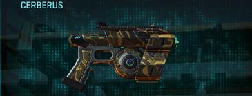 Indar highlands v1 pistol cerberus
