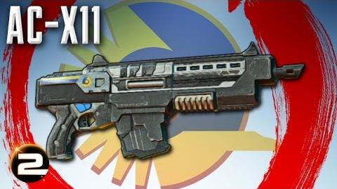 AC-X11 (NC's Compact Death Dealer) - PlanetSide 2 Weapon Review