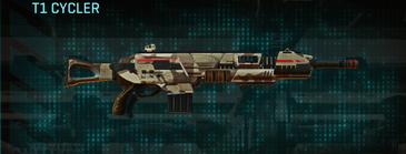 Indar scrub assault rifle t1 cycler