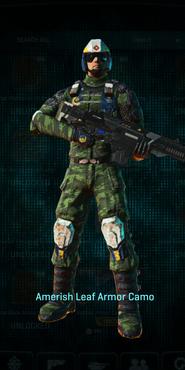 Nc amerish leaf combat medic