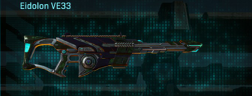 Clover battle rifle eidolon ve33