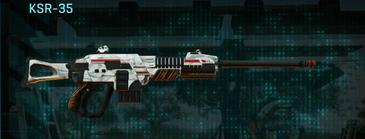 Esamir snow sniper rifle ksr-35