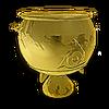 Auraxium Cauldron Hood Ornament