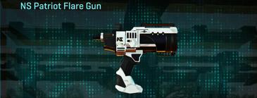 Esamir snow pistol ns patriot flare gun