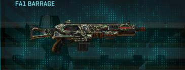 Scrub forest shotgun fa1 barrage