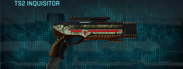 Pine forest pistol ts2 inquisitor