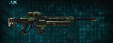 Amerish forest sniper rifle la80