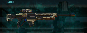 Indar scrub sniper rifle la80