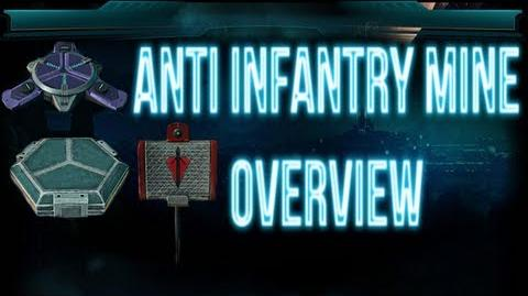 Planetside 2 - Anti Infantry Mine Overview