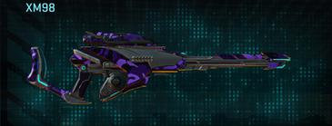 Vs alpha squad sniper rifle xm98