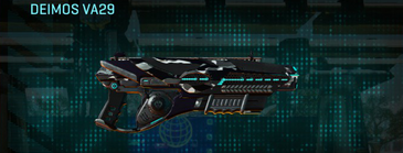 Indar dry brush shotgun deimos va29