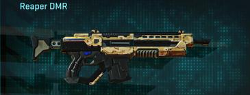 Sandy scrub assault rifle reaper dmr