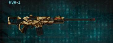 Giraffe scout rifle hsr-1