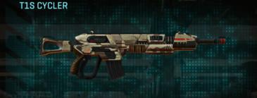 Indar scrub assault rifle t1s cycler
