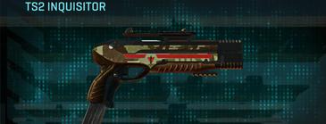 India scrub pistol ts2 inquisitor