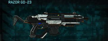 Rocky tundra carbine razor gd-23