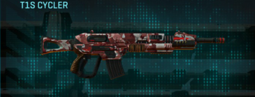 Tr urban forest assault rifle t1s cycler