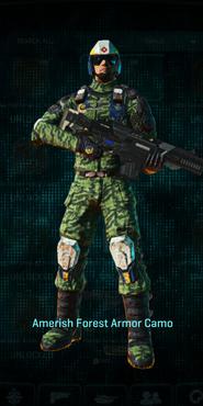 Nc amerish forest combat medic