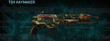 Temperate forest shotgun ts4 haymaker