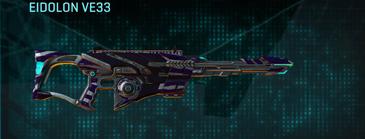 Vs zebra battle rifle eidolon ve33
