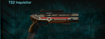 Desert scrub v2 pistol ts2 inquisitor