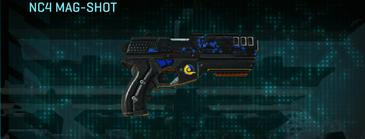 Nc loyal soldier pistol nc4 mag-shot