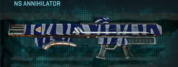 Nc zebra rocket launcher ns annihilator