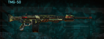 Temperate forest lmg tmg-50