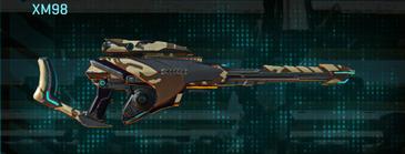 Indar scrub sniper rifle xm98