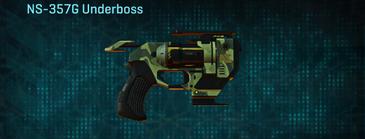 Amerish forest pistol ns-357g underboss