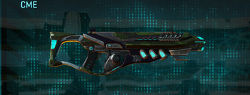 Amerish leaf assault rifle cme