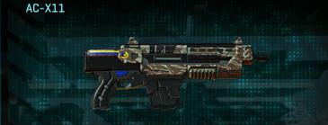 Arid forest carbine ac-x11