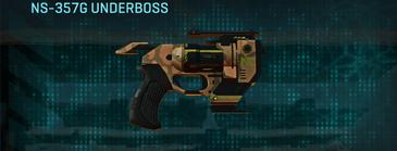 Indar rock pistol ns-357g underboss