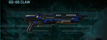 Nc loyal soldier shotgun gd-66 claw