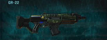 Amerish grassland assault rifle gr-22