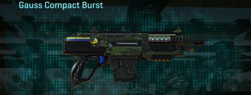 Amerish leaf carbine gauss compact burst