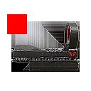 Icon weaponAttachment tr redDotSight01 cross