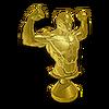 Muscle Hood Ornament