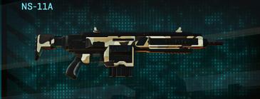 Desert scrub v2 assault rifle ns-11a
