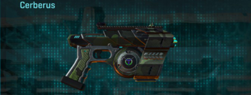 Amerish scrub pistol cerberus