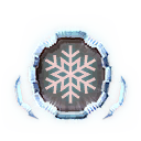 Icon directives badges silver holiday 128