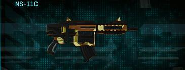 India scrub carbine ns-11c