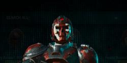 Tr banded skull helmet heavy assault