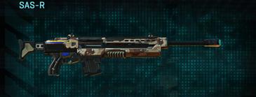 Desert scrub v2 sniper rifle sas-r