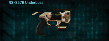 Desert scrub v2 pistol ns-357b underboss
