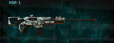 Northern forest scout rifle hsr-1